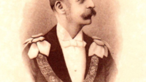 Duke of Abercorn – Grand Master of the Grand Lodge of Ireland, 1886-1913