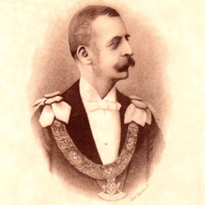 Duke of Abercorn - Grand Master of the Grand Lodge of Ireland, 1886-1913
