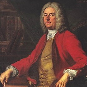 A portrait of Lieutenant General James Dormer, founder of the 14th Dragoons Regiment, 22nd July 1715